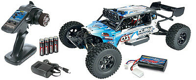 Carson 1:10 X10ET-XL Climb Warrior 4WD Rock Racer 2,4 GHz 100% RTR Set 500404056