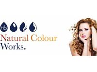 Hair Models required for photoshoot in Soho. Free natural hair colour for organic salon.