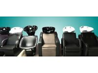 New and Boxed Salon chair Backwash units for sale 2 DIFFERENT TYPES AVALAIBLE