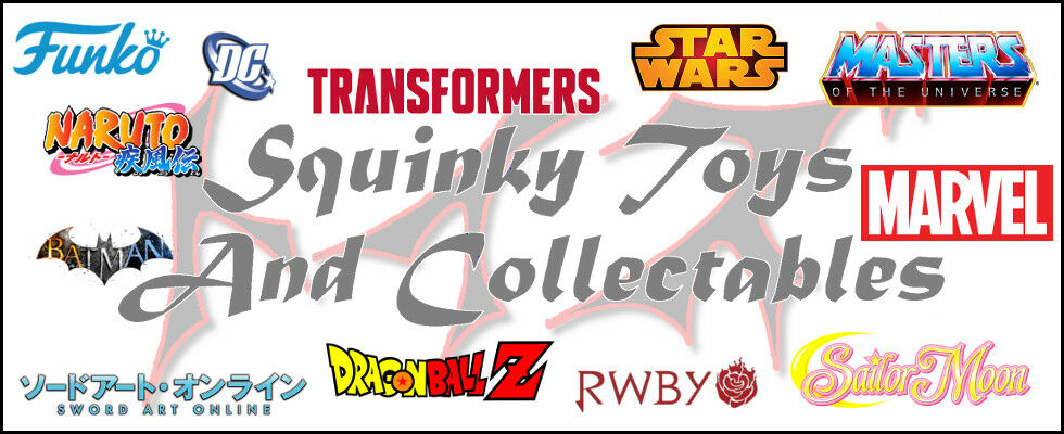 Squinky Toys and Collectables
