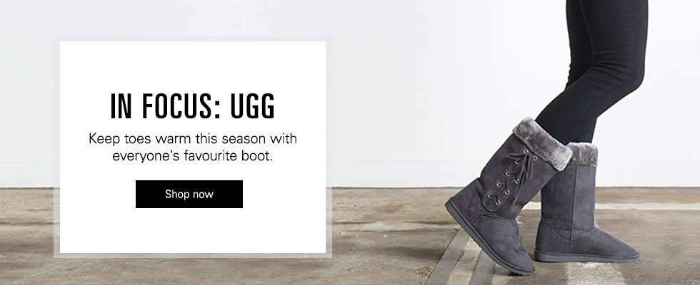 Click here to visit In Focus: Ugg Boots