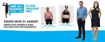 *FREE* GENESIS FITNESS 12 WEEK CHALLENGE! Townsville Surrounds Preview