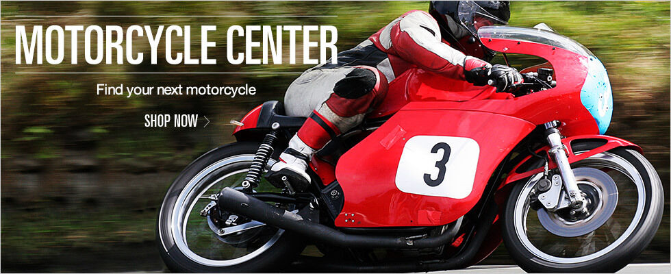 Find your Next Motorcycle | Shop Now