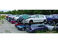 scrap cars away no delay !!! all cars /vans wanted running or not