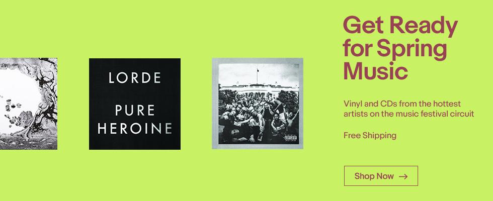 Cds Amp Music Albums Rock Pop Jazz R Amp B Country Ebay