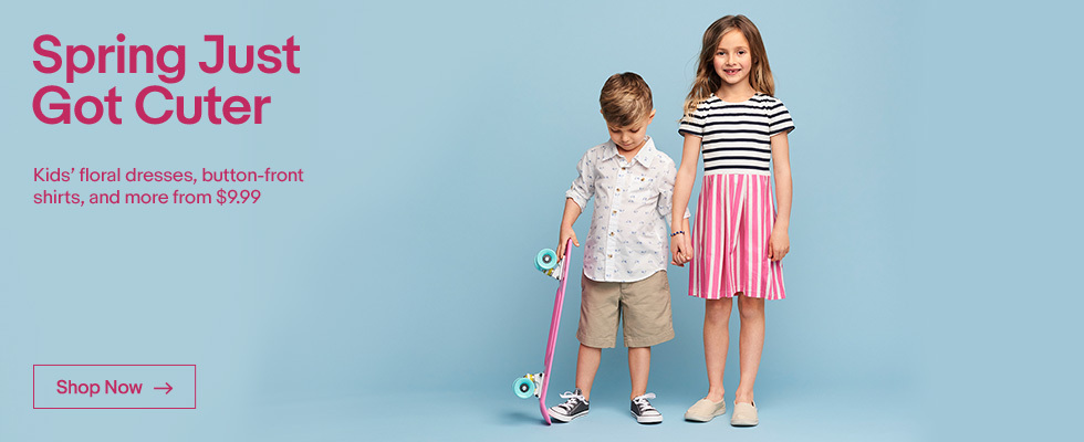 Just for kids clothing store
