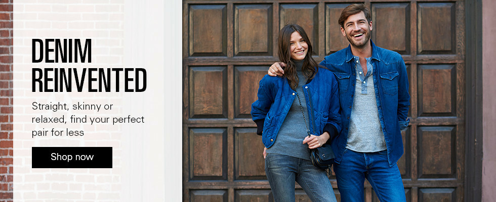 Click here to visit denim reinvented