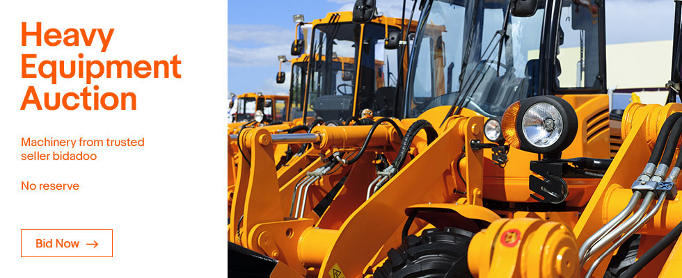 heavy equipment machinery construction equipment ebay