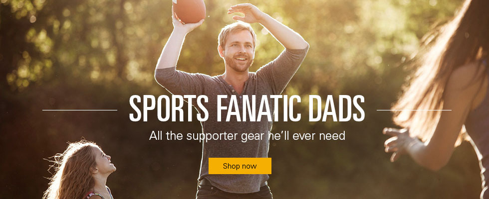 Click here to visit supporter gear for dad