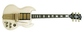 WANTED - Gibson SG Custom with maestro vibrola