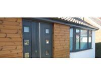 Double glazing window and door and repair