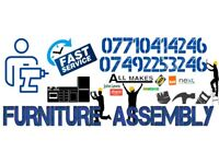 Assembly Service for all types Furniture and Kitchens