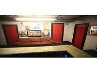 Private, 24/7 Access, Rehearsal Space, Manchester City Centre