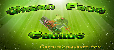 Green Frog Gaming