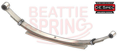 S10 Leaf Springs - S-10 Pickup ZR2 / Highrider Rear Leaf Spring     OE Spec SRI Certified