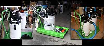 Cordless Industrial Dc Powered Vacuum Cleaner-aisle-a-gator