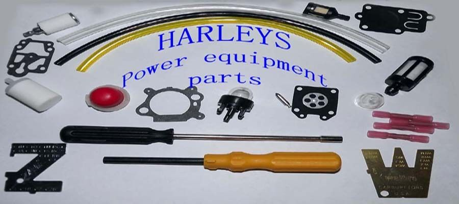 Harleys power equipment parts