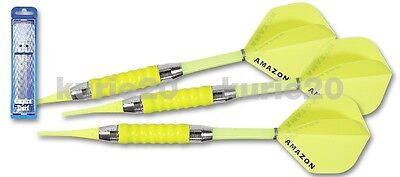 EMPIRE Dart Set Season neon yellow Darts Dartpfeile + Spitzen u. Schäfte