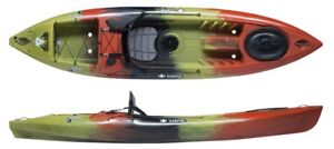 Tootega Huntsman fishing kayaks