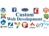 Freelancer web developer, CRM, websites, Wordpress, Drupal, Prestashop, Laravel