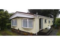 DETACHED 4 BEDROOM PARK HOME. SCOTLAND AYSHIRE