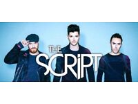 2x The Script Tickets - HYDRO Standing 16/02/18