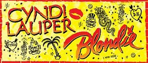 2 Cyndi Lauper and Blondie on the Green Bimbadgen Estate Tickets Anna Bay Port Stephens Area Preview