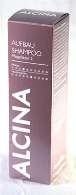 ALCINA Aufbau Shampoo Pflegefaktor 2;    250ml