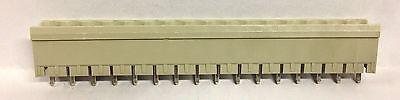 Wieland Electricelectrovert 16 Position Shrouded Header 99.216.9996.0 Nos