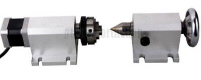 Cnc Router Rotational Rotary Axis A-axis L 4th-axistailstock Engraving Machine