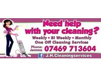 JHCleaningServices. RCT Based Domestic Cleaning