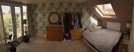 NEW en-suite stunning large double loft room. Brentford/Ealing/Chiswick