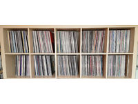 Huge Old Skool Hardcore & Techno Vinyl Record Collection / Job Lot. 1990-1993. Fantastic Condition!