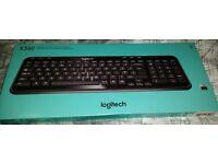 Logitech Wireless Keyboard K360, UK layout, at a BARGAIN PRICE!