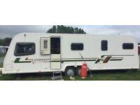 Bailey Retreat Sycamore Semi-Static 6 Berth caravan, £15,000 inc delivery up to 100 miles! .