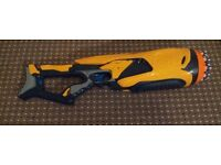 Nerf Dart tag 20 electronic battery powered swamfire gun blaster bullets weapon