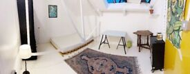 BRIGHT DOUBLE ROOM (Shared 4 bed Warehouse)