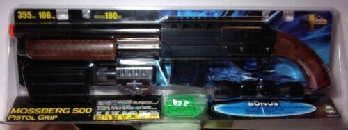 Mossberg 500 Pistol Grip Airsoft Shotgun