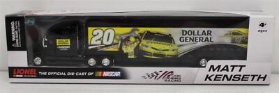 2013 Matt Kenseth  20 Dollar General Husky 1 64 Hauler  Action Diecast In Stock