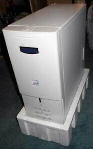 Computer tower case