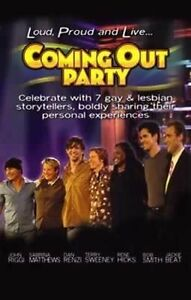 Coming Out Party (DVD, 2006)