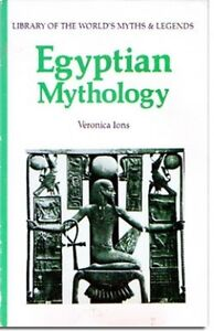 Egyptian Mythology-Veronica Ions-softcover + bonus book