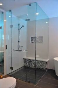 FrameLess Shower Glass Enclosures AND MORE... Stratford Kitchener Area image 8