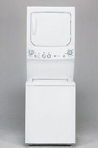 GE Large Capacity Laundry Center