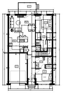 Residential Measured Drawings - Record Drawings - Architectural Kitchener / Waterloo Kitchener Area image 2