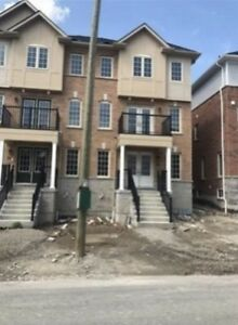 Brand New Semi-Detached House for Rent in Ajax (4 bdrm & 4 bath)