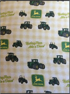 John Deere Twin fitted and flat sheets London Ontario image 3