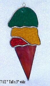 Stained Glass – Ice-cream Cambridge Kitchener Area image 1