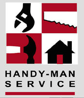 HANDYMAN- Put a package together and make it a full day - $Neg