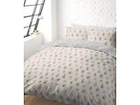 New Look Cactus Double Bedding Cover Set **BRAND NEW**
